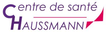 Logo Centre de santé Haussmann